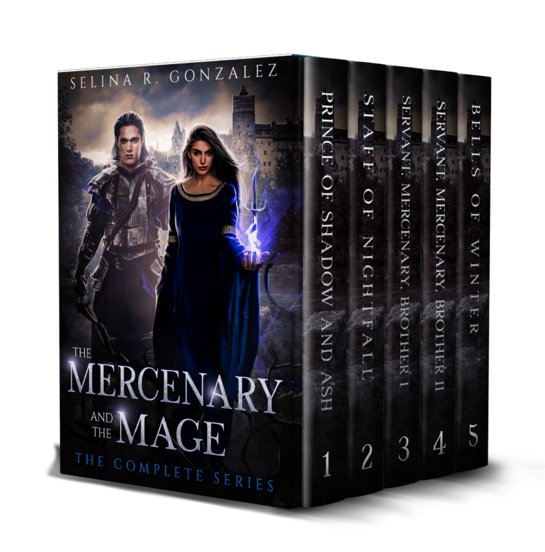 The Mercenary and the Mage: The Complete Series